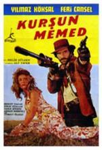 Kurşun Memed (1971) afişi