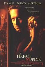 Kusursuz Cinayet (1998) afişi