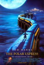 Kutup Ekspresi (2004) afişi