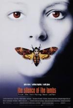 Kuzuların Sessizliği (1991) afişi
