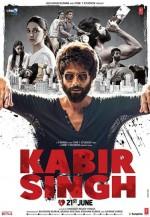 Kabir Singh (2019) afişi