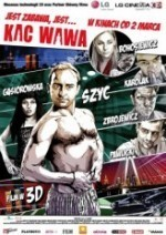 Kac Wawa (2012) afişi