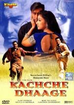 Kachche Dhaage (1999) afişi