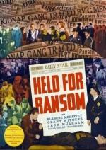 Kaçış Planı (1938) afişi