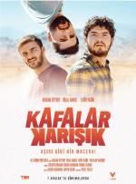 Kafalar Karışık (2018) afişi