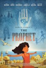 Kahlil Gibran's The Prophet (2014) afişi