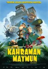 Kahraman Maymun (2012) afişi
