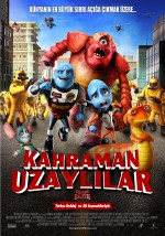 Kahraman Uzaylılar (2013) afişi