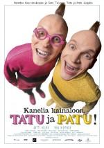 Kanelia Kainaloon, Tatu Ja Patu! (2016) afişi