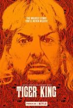 Kaplan Kral: Cinayet, Kargaşa ve Delilik (2020) afişi