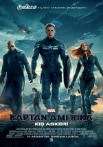Kaptan Amerika: Kış Askeri (2014) afişi