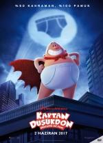 Kaptan Düşükdon: Destansı İlk Film (2017) afişi