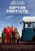 Kaptan Fantastik (2016) afişi