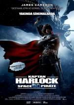 Kaptan Harlock (2013) afişi