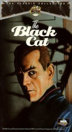 Kara Kedi (1934) afişi