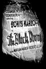Kara Odanın Esrarı (1935) afişi