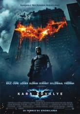 Kara Şövalye (2008) afişi