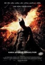 Kara Şövalye Yükseliyor (2012) afişi