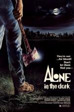 Karanlıkta Tek Başına (1982) afişi