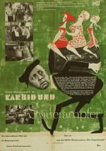 Karbür ve Sauerampfe (1963) afişi