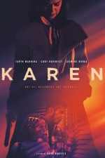 Karen (2021) afişi