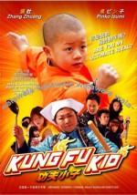Kareteci çocuk (2007) afişi