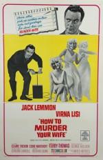 Karınızı Nasıl Öldürürsünüz? (1965) afişi