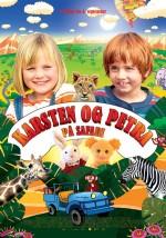 Karsten og Petra på safari (2015) afişi