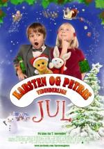 Karsten og Petras vidunderlige jul  (2014) afişi