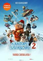 Kartopu Savaşları 2 (2018) afişi