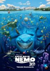 Kayıp Balık Nemo 3D (2003) afişi