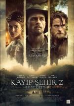 Kayıp Şehir Z (2016) afişi