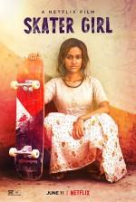 Kaykaycı Kız (2021) afişi