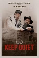 Keep Quiet (2016) afişi
