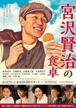 Kenji Miyazawa's Table (2017) afişi