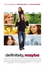 Kesinlikle, Belki (2008) afişi