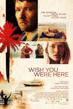 Keşke Burada Olsan (2012) afişi