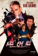 Kill'em All (2017) afişi