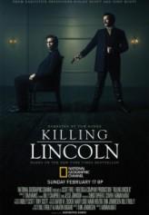 Killing Lincoln (2013) afişi