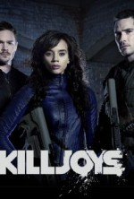 Killjoys (2015) afişi