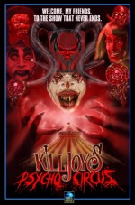 Killjoy's Psycho Circus (2016) afişi