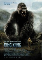 King Kong (2005) afişi