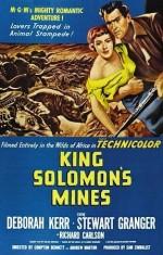 King Solomon's Mines (1950) afişi