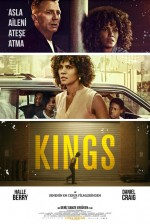 Kings (2017) afişi