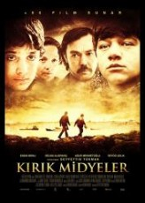 Kırık Midyeler (2012) afişi