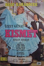 Kısmet (1974) afişi