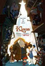 Klaus (2019) afişi