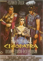 Kleopatra (1963) afişi
