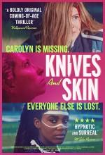 Knives and Skin (2019) afişi