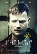 Kobry a Uzovky (2015) afişi